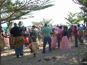 Donors' dance