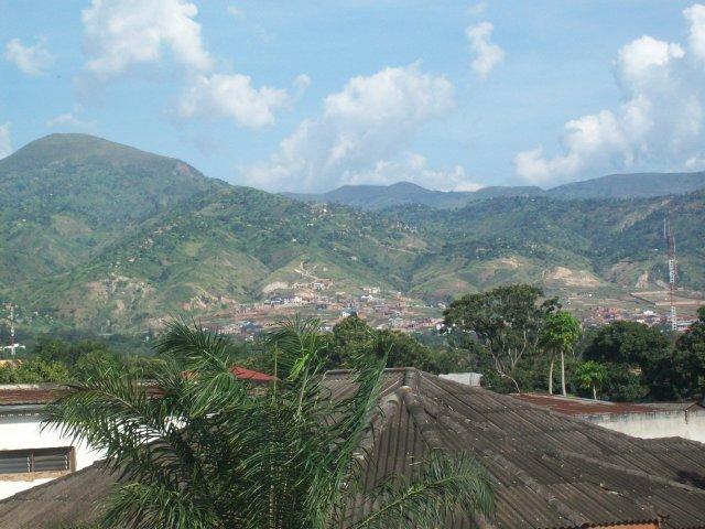 A closeup of Bujumbura Rural, from Bujumbura.