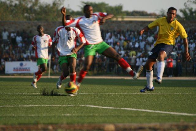 Final score was 1-0 (Brazil-Burundi)