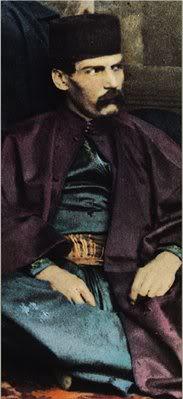 Sir Richard Burton (181821-1890), The National Portrait Gallery