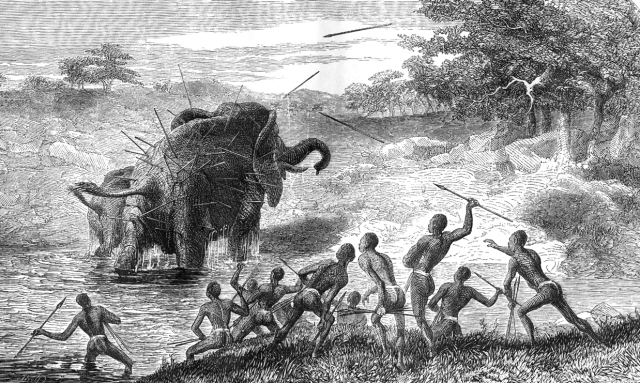imperialism in shooting an elephant pdf