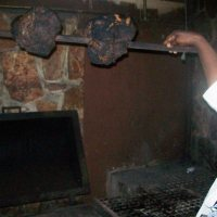 Traditionally Smoked African Meat