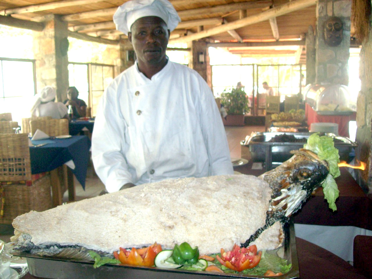 how to cook nile perch fish