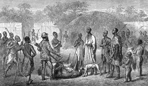 Obesity: A Sign of Wealth in 19th Century Africa & Now (1/4)