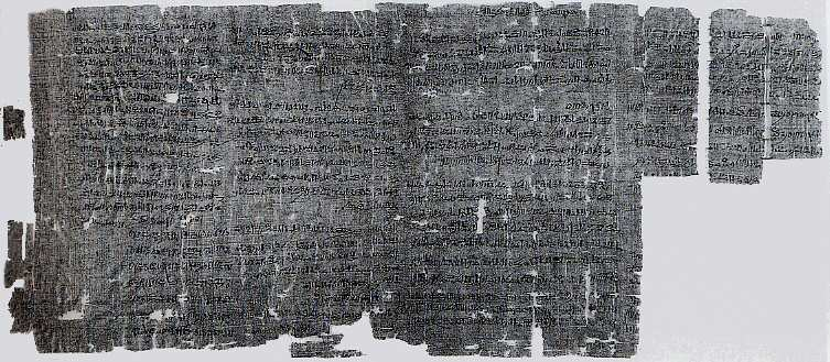 Food strikes in Ancient Egypt - The Turin Strike Papyrus, and Other Records (1/6)