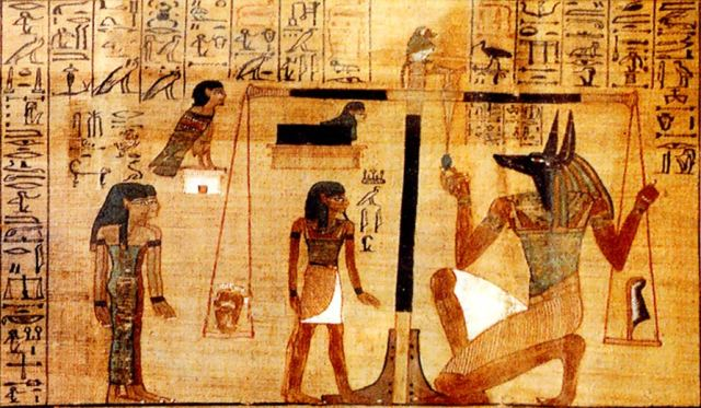 The ancient egyptian negative confessions and cuisine for Ancient egypt cuisine