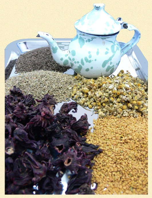 حلبه (Hilba; Fenugreek)  - A Wonderful Winter Drink and Herbal Medicine in Egypt (2/2)