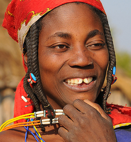 Teeth-filing as a Mark of Beauty and Belonging in 19th Century Africa  (4/5)
