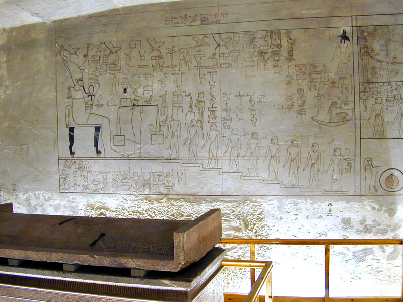 Food strikes in Ancient Egypt - The Turin Strike Papyrus, and Other Records (4/6)