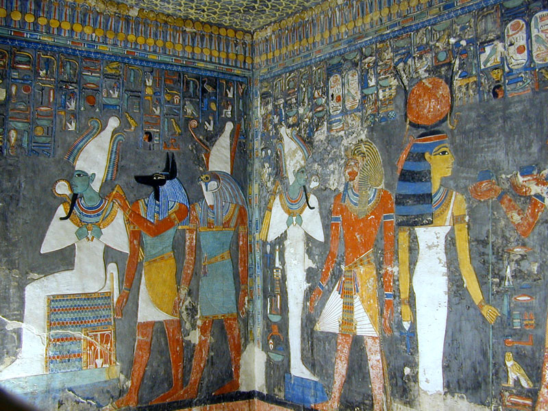 Food strikes in Ancient Egypt - The Turin Strike Papyrus, and Other Records (5/6)