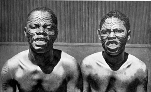 Teeth-filing as a Mark of Beauty and Belonging in 19th Century Africa  (1/5)