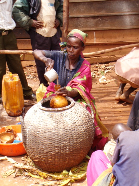 Banana Beer and other Fermented Foods in Africa (2/6)