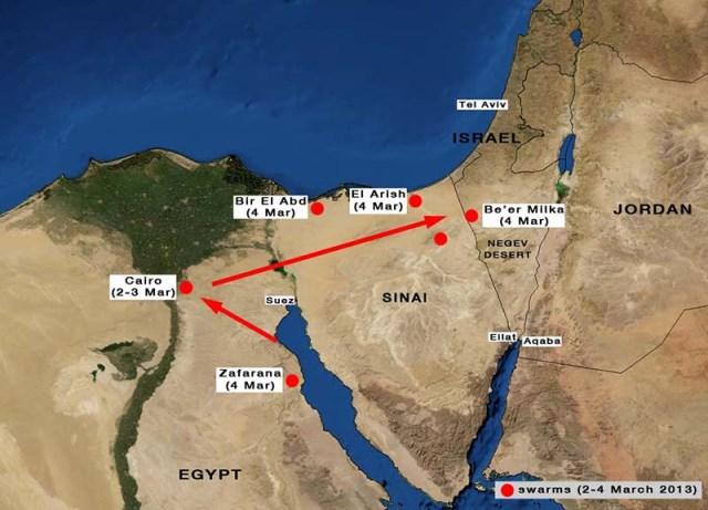 Source.:FAO-Desert Locust Briefs