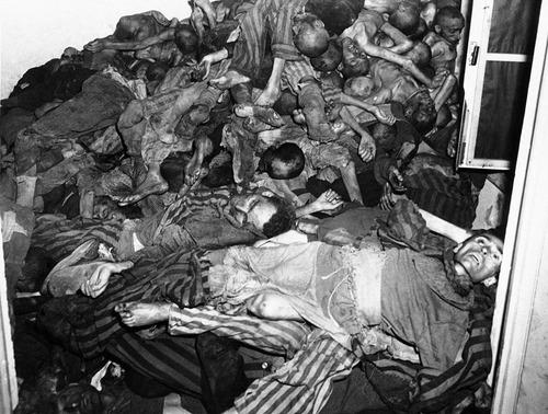 May 14, 1945 Dachau crematory room