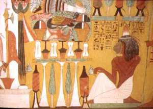 Tomb of Sennedjem.  Source: osirus.net