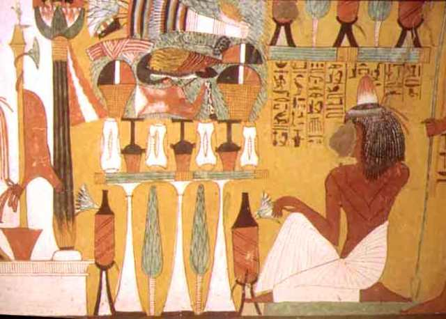 Tomb of Sennedjem.  Source: osirus.net