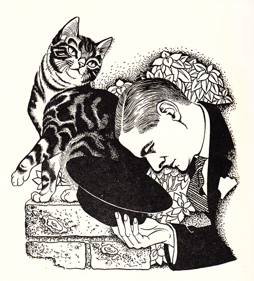 From 'The Ad-Dressing of Cats' by T. S. Eliot