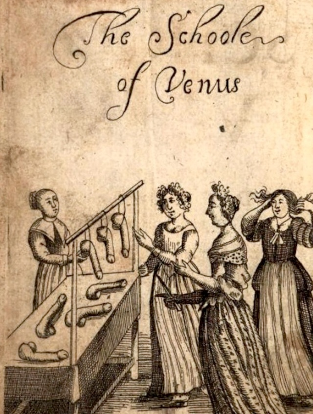 18th Century dust cover of a book for young ladies searching for husbands.  res obscura...