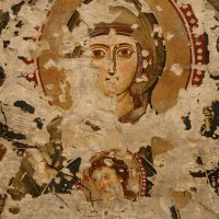 The Beautiful Coptic Murals in the Monastery of Surian in Egypt Revealed