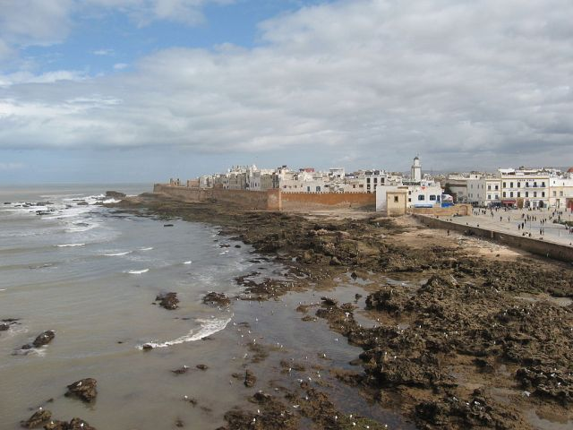 The old Ramparts_of_Essaouira.by Kayaky