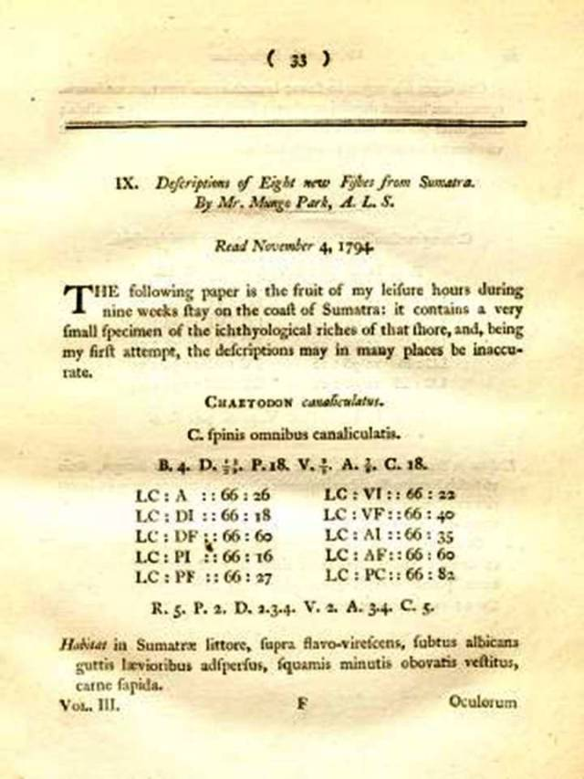 First page of Park's scientific articel